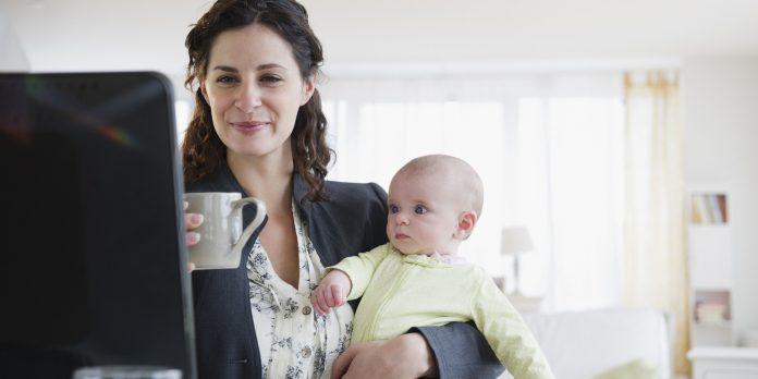 lavoro da casa gravidanza