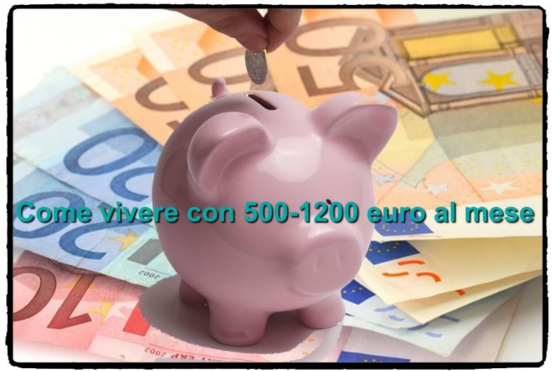 lavoro da casa 500 euro al mese
