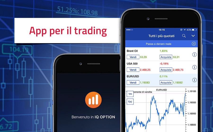 Migliori APP trading con BONUS (con/senza deposito). Eccole...