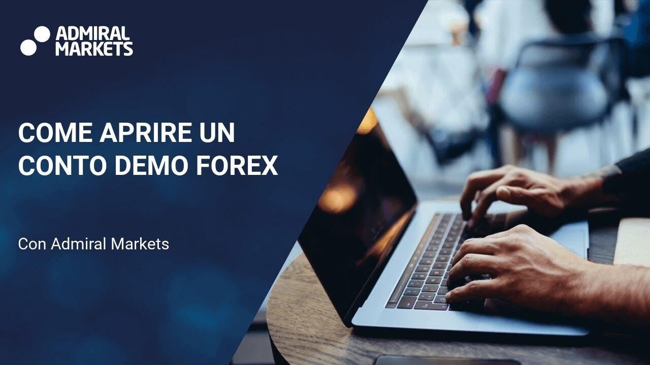 Conto demo forex gratis, scopri il migliore