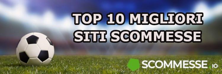 lll▷ *TOP* 11 Migliori Siti Scommesse Sportive | gennaio