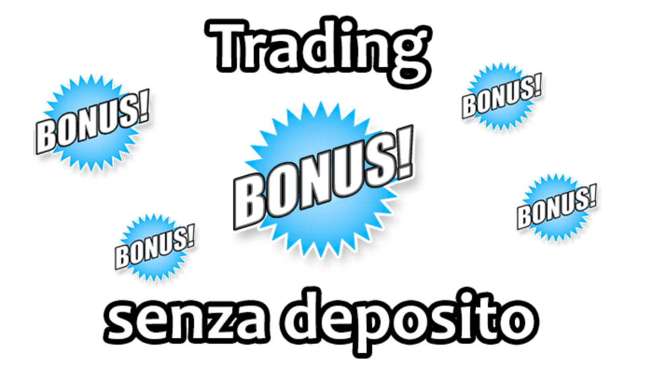 trading on line senza deposito