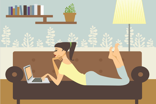 Lavorare da casa con Internet: guida per trovare lavoro online