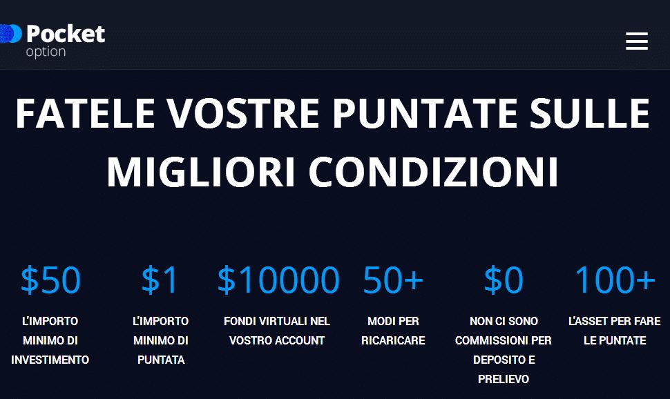 opzioni binarie sito italiano