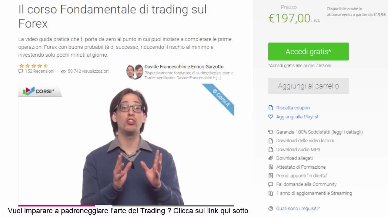 Forex: guida al trading con i CFD