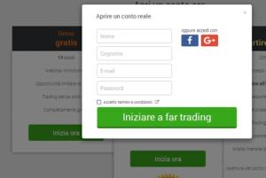 provare trading opzioni binarie online senza deposito