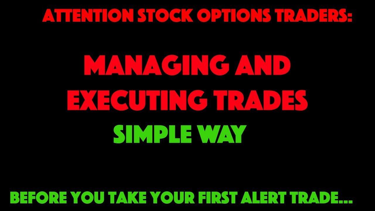key option trader