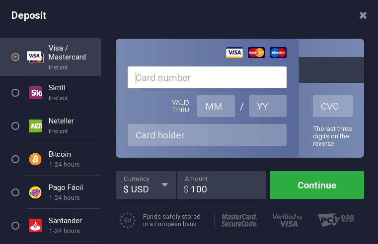 iq option e sicuro indice di valuta forex