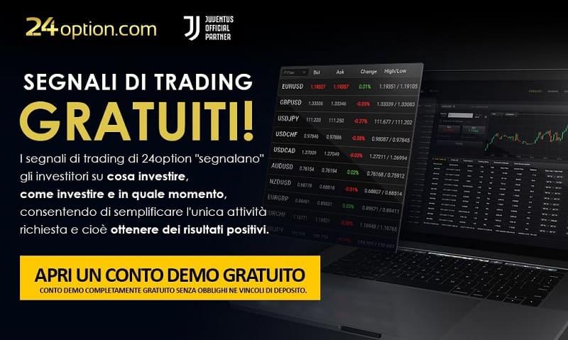 segnali gratuiti trading