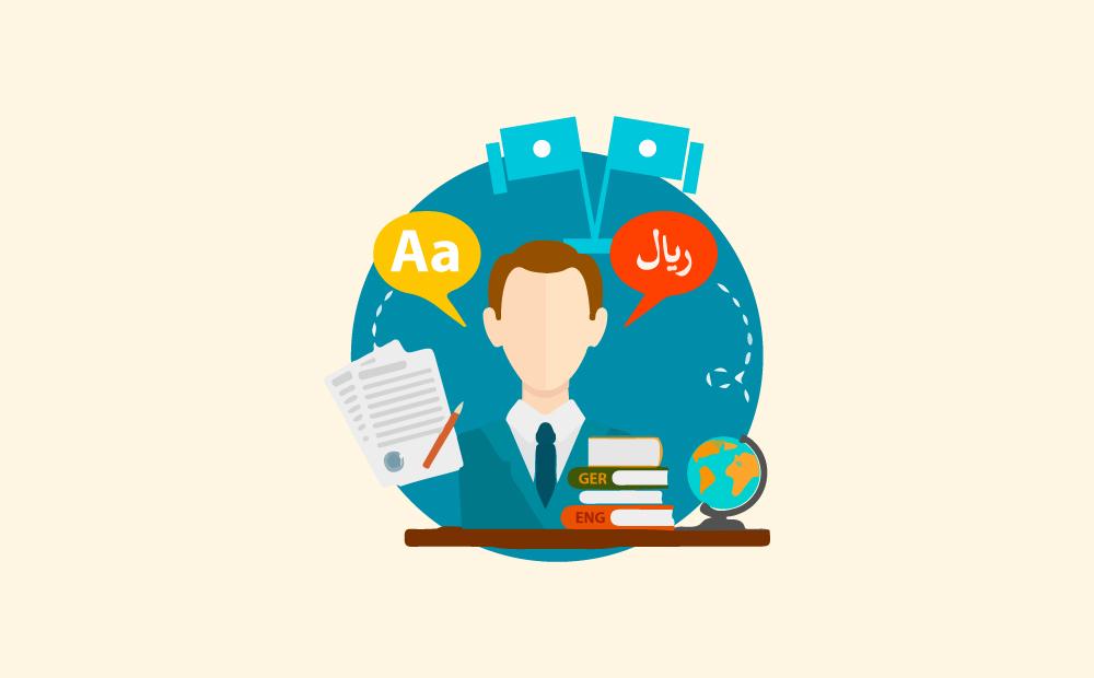 lavorare da casa con traduzioni