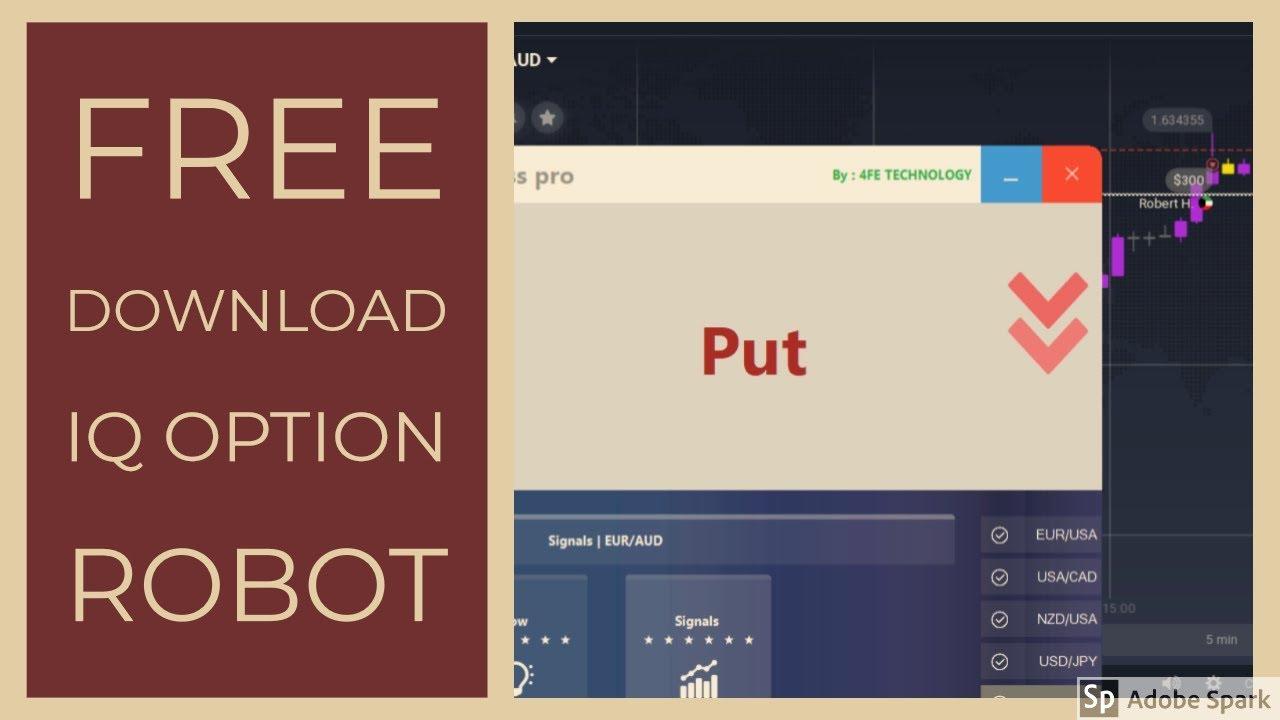 power option broker robot iqoption