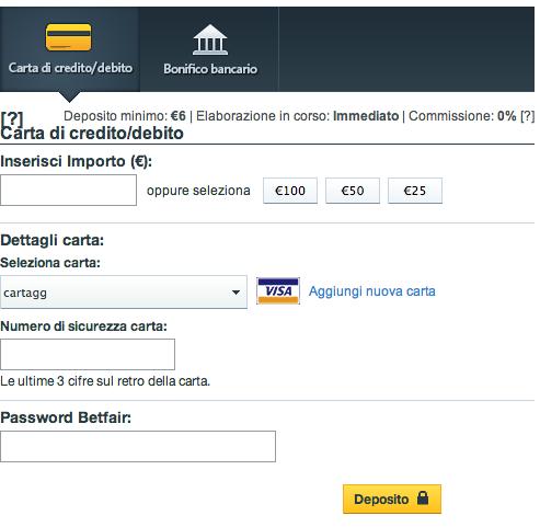 Metodi pagamento bookmaker: come ricaricare e prelevare sui conti gioco | trovatuttonline.it