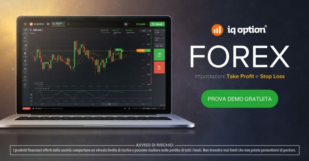società investimenti forex