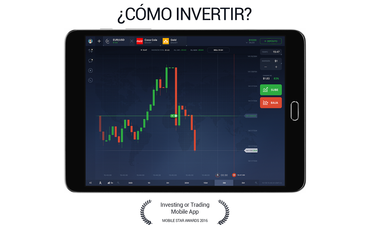 IQ Option Italia login | IQOption accedi | IQ Options log in IT