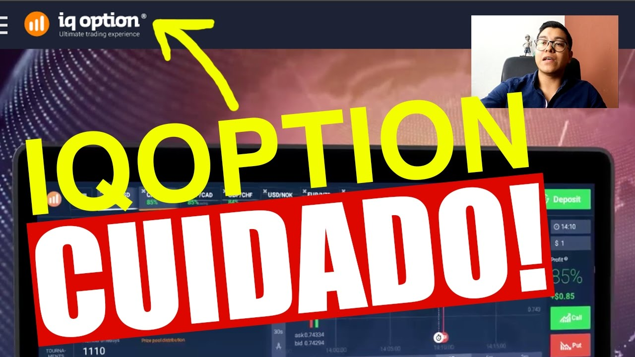 Iq Option Paga