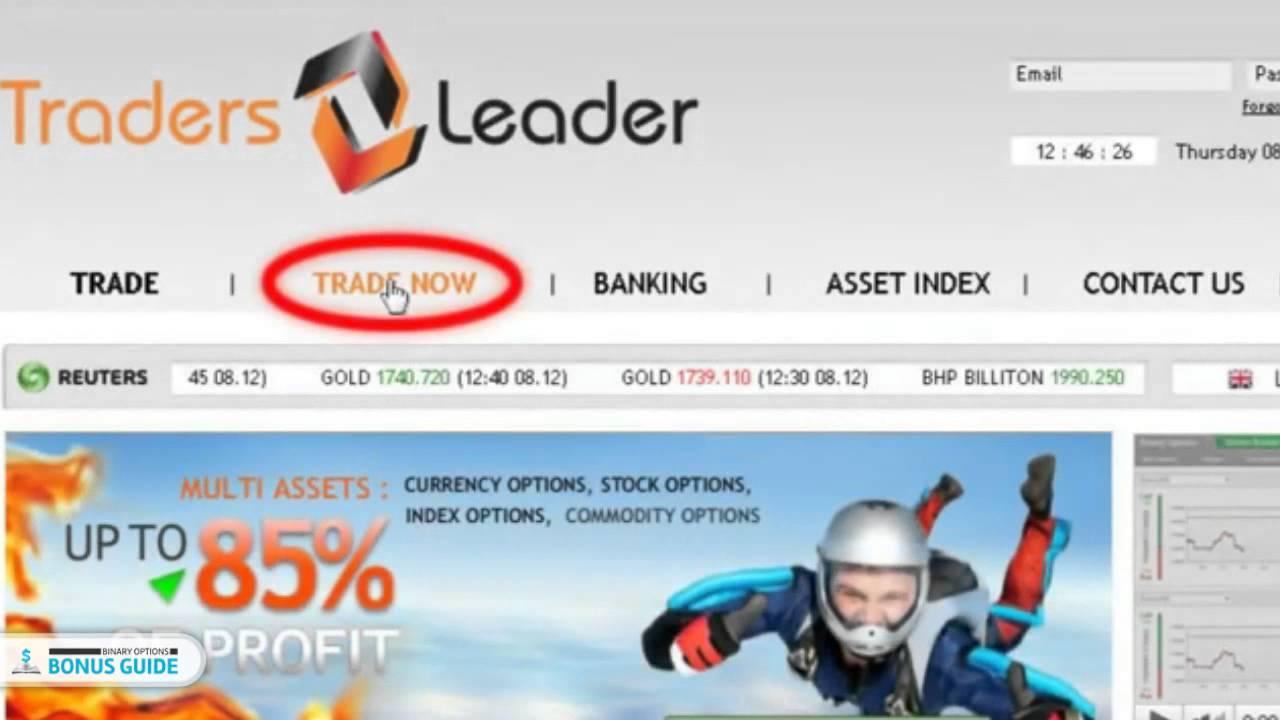 www tradersleader com