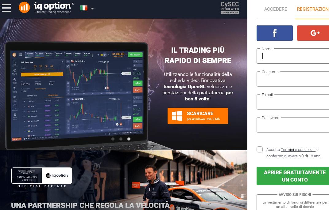 trading cnto demo etoro permette di investire nelle opzioni binarie
