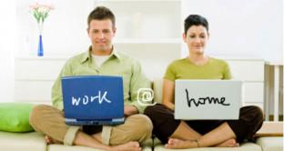 chi ha un lavoro da casa