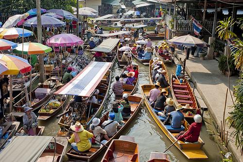 Railway Market: il mercato sulle ferrovie di Bangkok | iFood