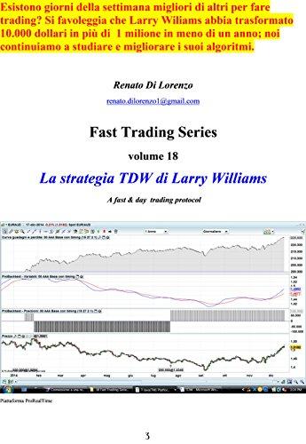 algoritmi per fare trading system