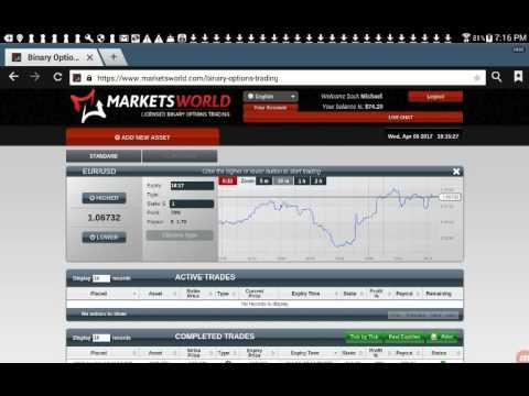 insider trading doppio binario