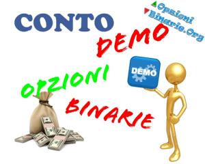 Opzioni Binarie Conto Demo Gratis Senza Deposito