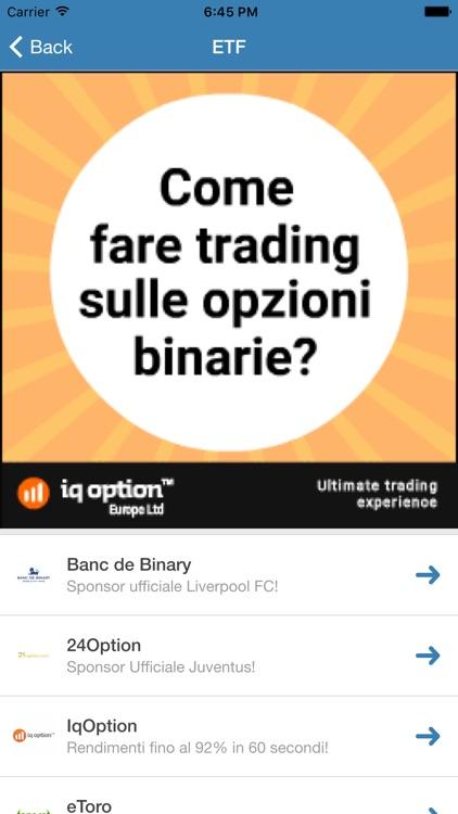 Opzioni Binarie: guida e opinioni