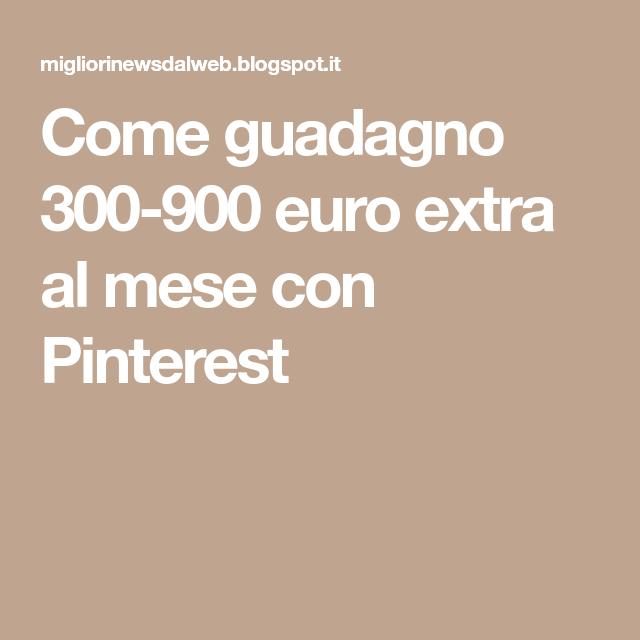 lavoro da casa 300 euro al mese grafico forex oro