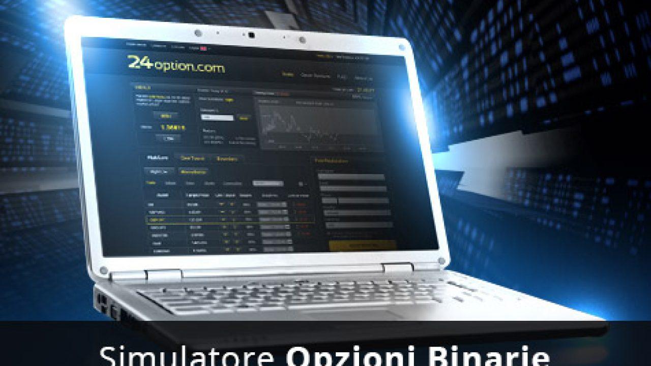 simulatore opzioni binarie gratis corso gratis forex