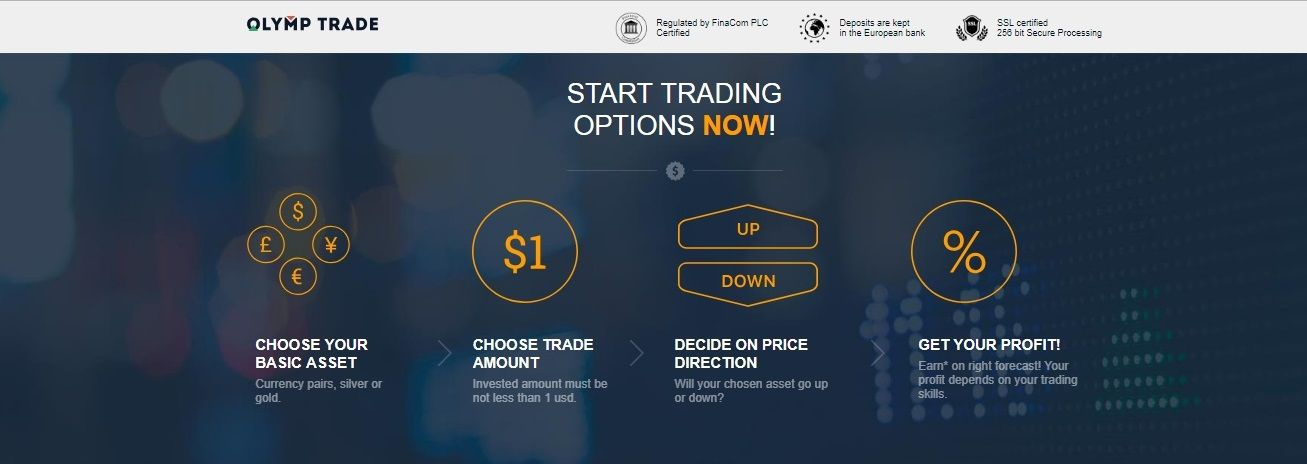 options trader login