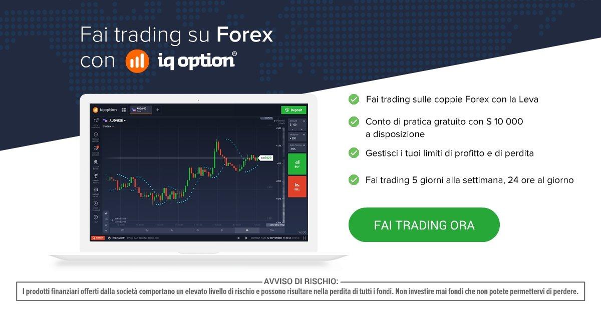 come investire su forex