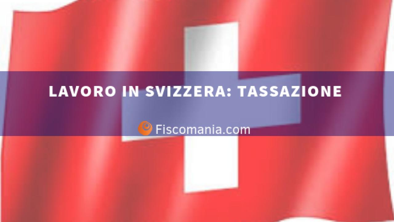 contratto di lavoro a domicilio svizzera