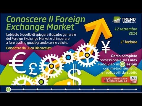 Corso forex gratis: dove imparare il forex (Senza fregature)