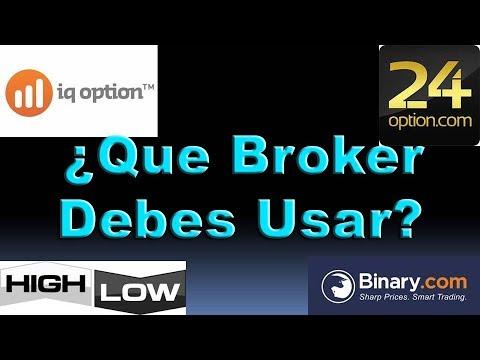 trading binario migliori brokers