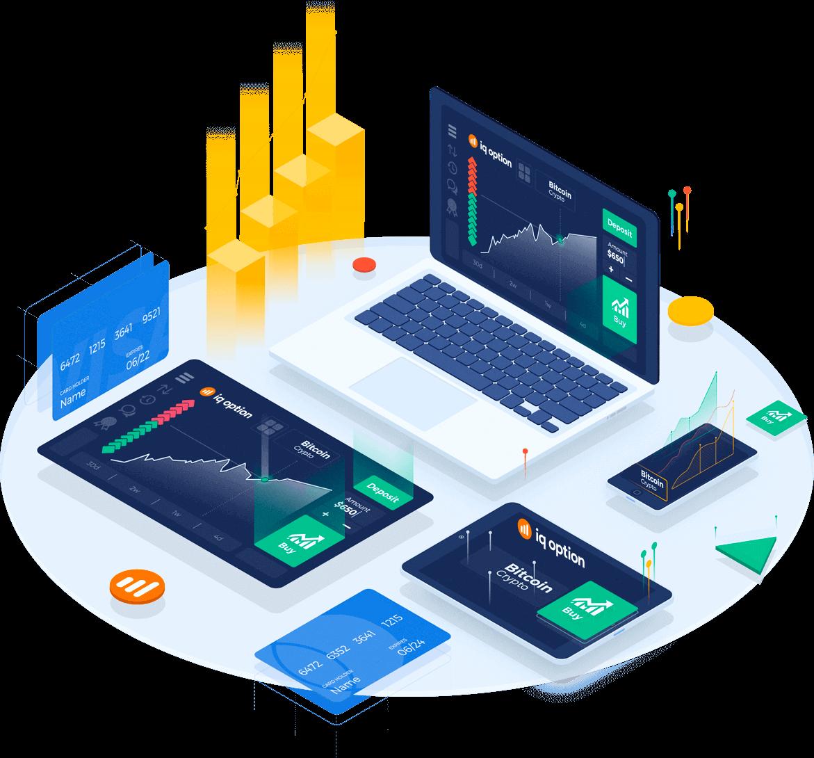 conto demo gratuito con iq option conviene fare trading online