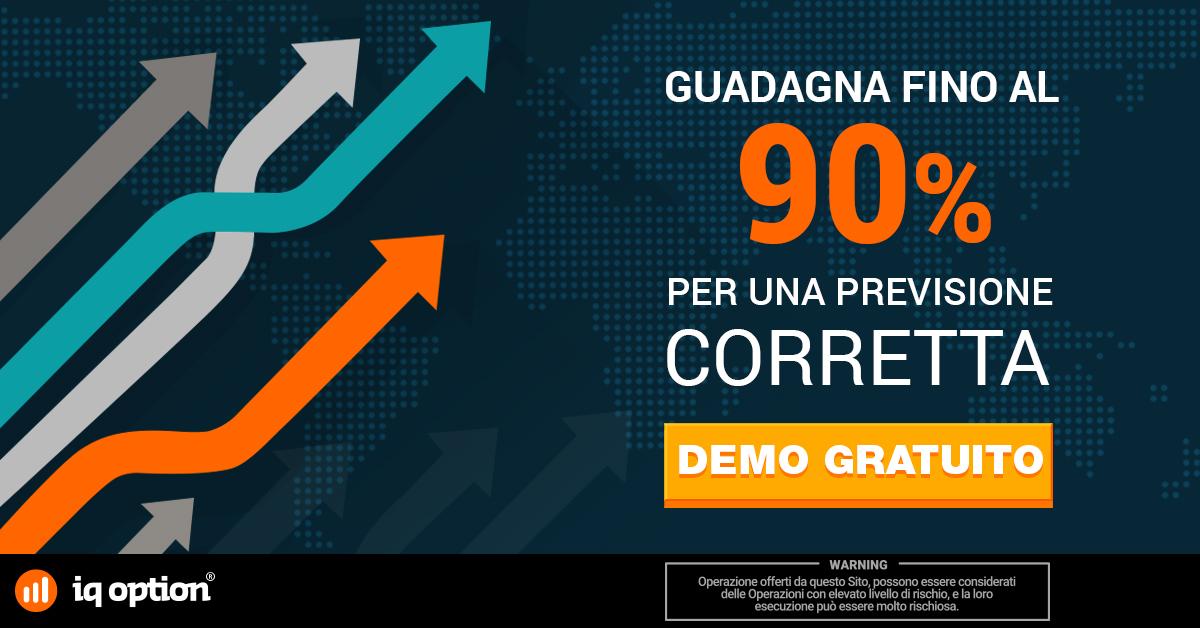 opzioni binarie deposito 1 euro piattaforma forex poste italiane
