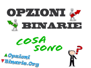 Cosa sono le Opzioni Binarie e Come Funzionano - Mercati24