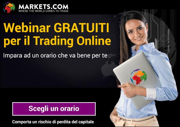 corso online forex gratis