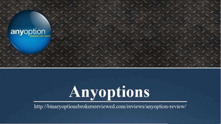 Il prodotto di azioni binarie di anyoption di prossima generazione: Bubbles