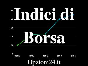 indici di borsa internazionali operazioni binarie