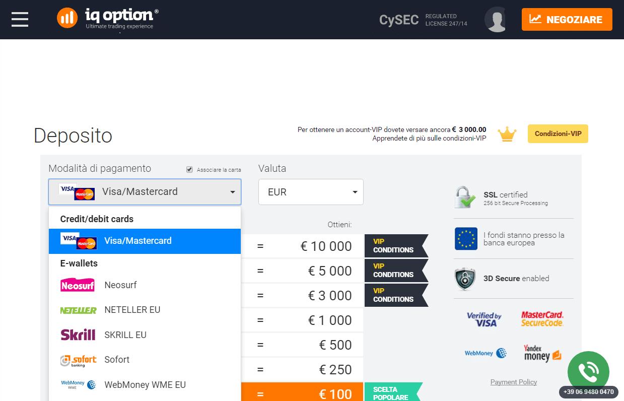 iq option recensioni italiane come fare trading con le operazioni binarie