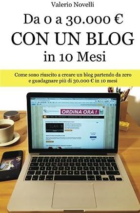 lavorare da casa con un blog
