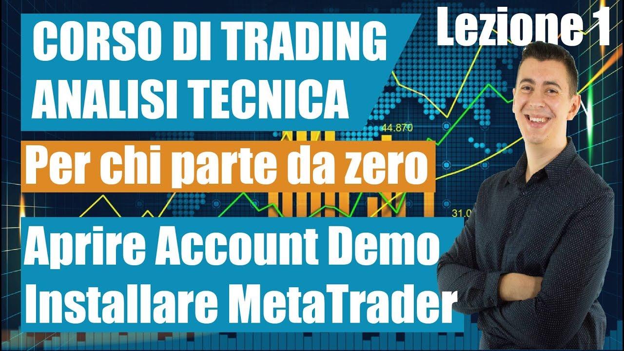 lezioni di trading gratis