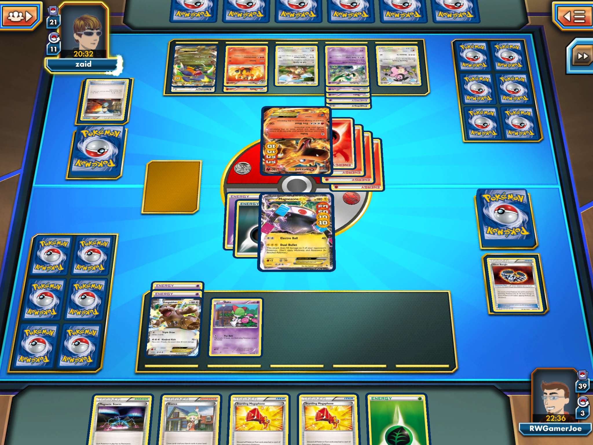 Pokemon Trading Card Game Online per Android - Download in italiano