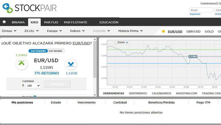 stockpair com online forextrading