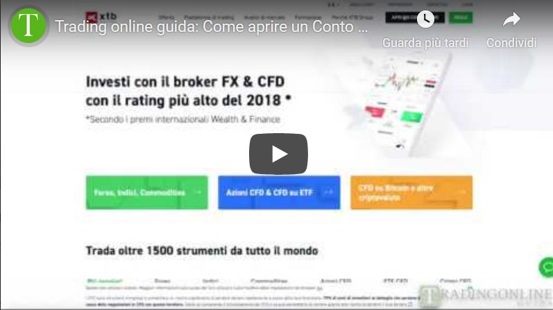 Trading Online Demo Senza Deposito [Classifica ]