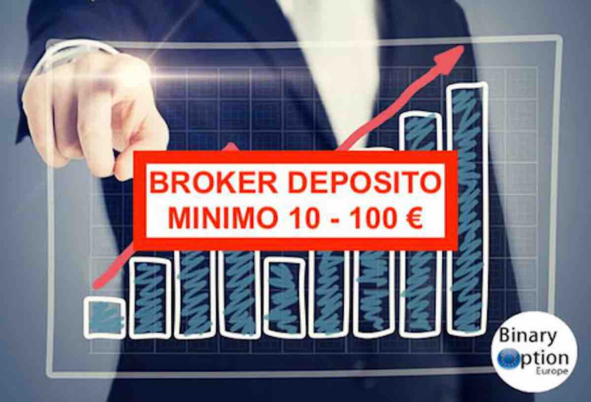 trading deposito minimo
