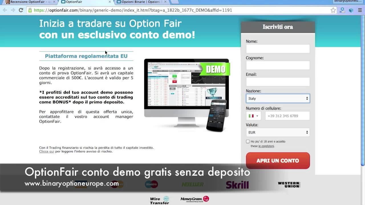 ▷ Trading online senza deposito Forex CFD: bonus italiano - Trading Online