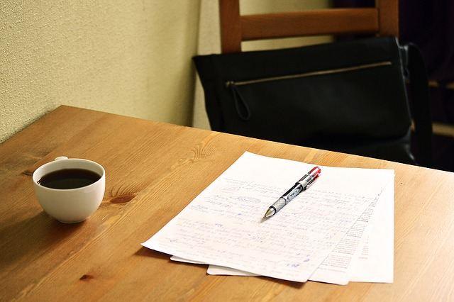 lavoro da casa revisione testi