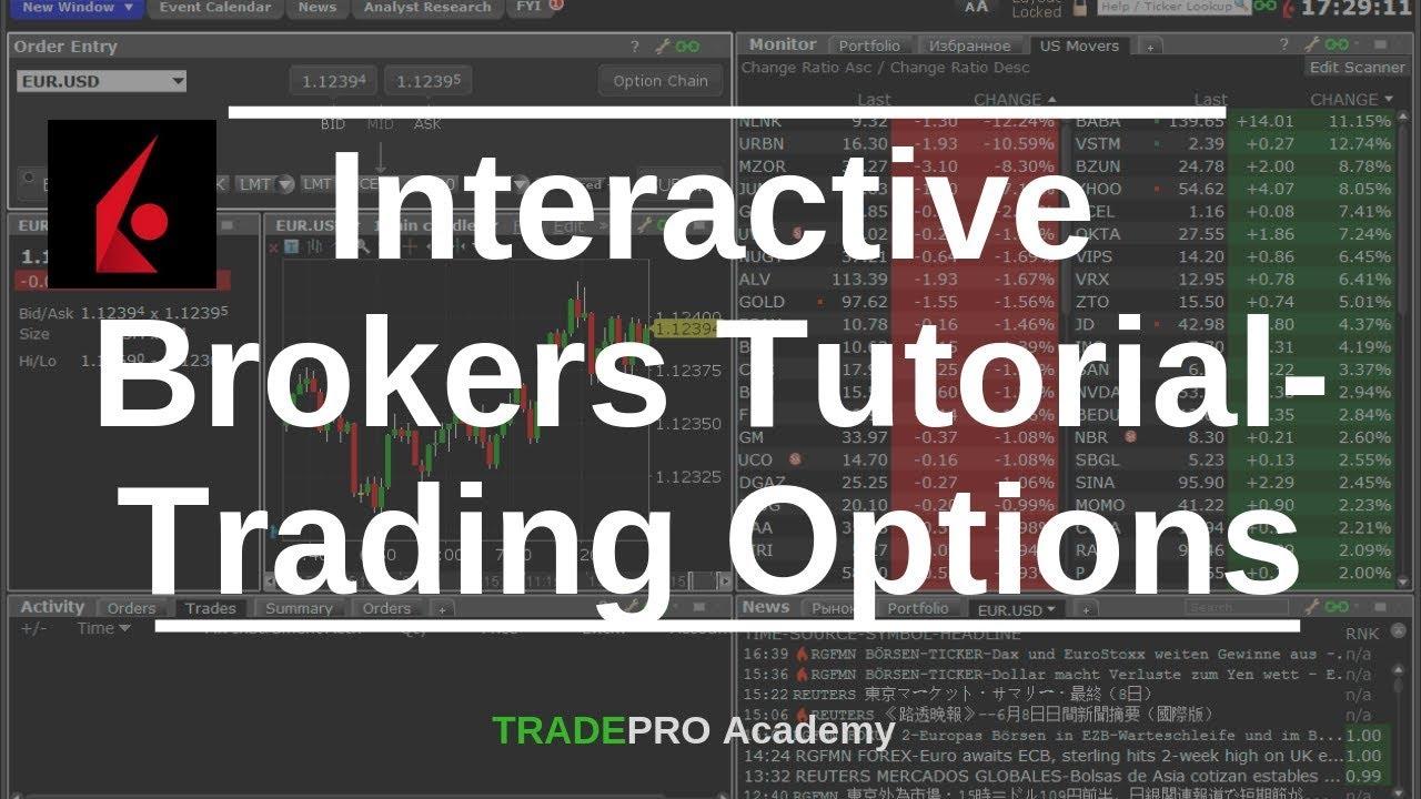 broker options trading